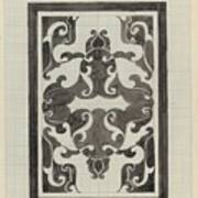 Decorative Design, Carel Adolph Lion Cachet, 1874 - 1945 Jd Poster