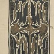 Decorative Design, Carel Adolph Lion Cachet, 1874 - 1945 Y Poster