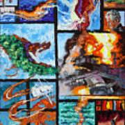 Deepwater Oil Spill Poster