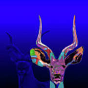 Deer1 Poster