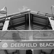 Deerfield Beach Poster