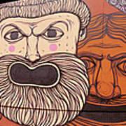 Defiant Graffitti Poster