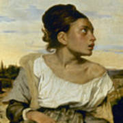Delacroix: Orphan, 1824 Poster by Granger