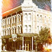 Delaware Hotel Poster