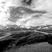 Denali National Park 4 Poster