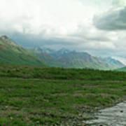Denali National Park Landscape 2 Poster