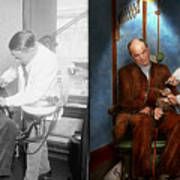 Dentist - Monkey Business 1924 - Side By Side Poster