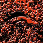 Denver Broncos 4b Poster