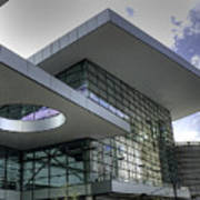 Denver Convention Center Poster