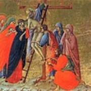 Descent From The Cross 1311 Poster