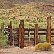 Desert Corral Poster