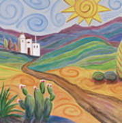 Desert Dreams Poster