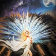 Desert Goddess Poster