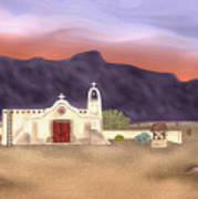 Desert Mission Poster