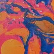Desert Swirl Poster