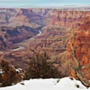 Desert View Colorado Poster