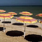 Deserted Beach  Poster