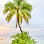 Deserted Beach Tioman Poster