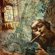 Destination Paris Poster