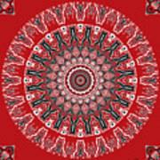 Destiny Mandala Poster