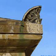 Detail Lighthouse Egmond Poster