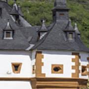 Detail Of Burg Pfalzgrafenstein Poster