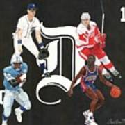Legends Of The D Poster