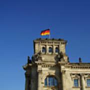 Deutscher Bundestag II Poster