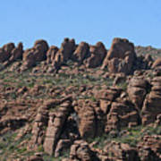 Devils Canyon Arizona Poster