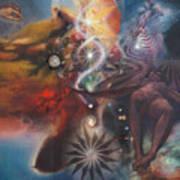 Dharma Of The Sleeper Yo-yo Poster