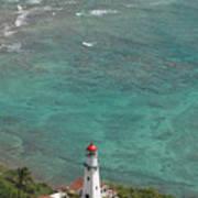 Diamond Head Lighthouse 3 Poster