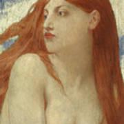 Diana, 1902 Poster