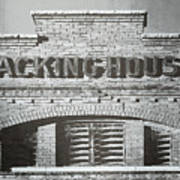 Dick's Brewery-historical Architecture  Poster