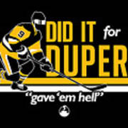 Did It For Duper Poster