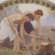 Die Arbeit - The Work Poster