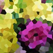 Digital Artwork 845 Poster