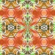 Digital Colors Poster