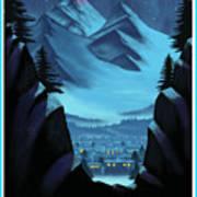 Digital Painting Poster