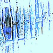 Digital Weave Poster
