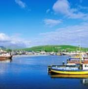 Dingle, Dingle Peninsula, Co Kerry Poster
