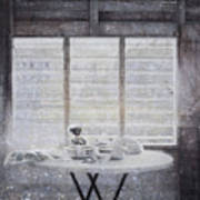 Dining Table- Swink Poster