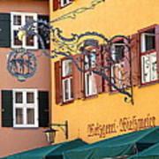 Dinkelsbuhl 12 Poster