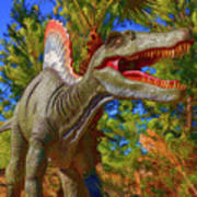 Dinosaur 12 Poster