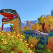 Dinosaur 7 Poster
