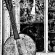 Dirty Banjo Mandolin Poster