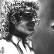 Dirty Diana Poster by Carliss Mora