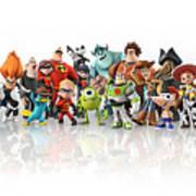 Disney Infinity Poster