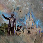 Disney World Poster