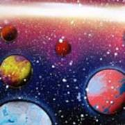 Distant Planets Poster