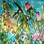 Divine Blooms-21191 Poster